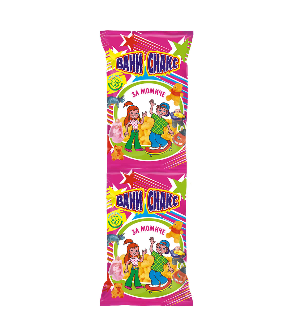Vani Snacks / 3 in 1 for girls